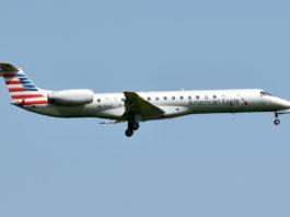 Avião Embraer EMB ERJ 145 American Eagle