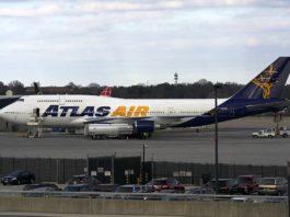 Avião Boeing 747-400 Atlas Air