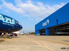 Azul Hangar Manutenção Campinas Viracopos