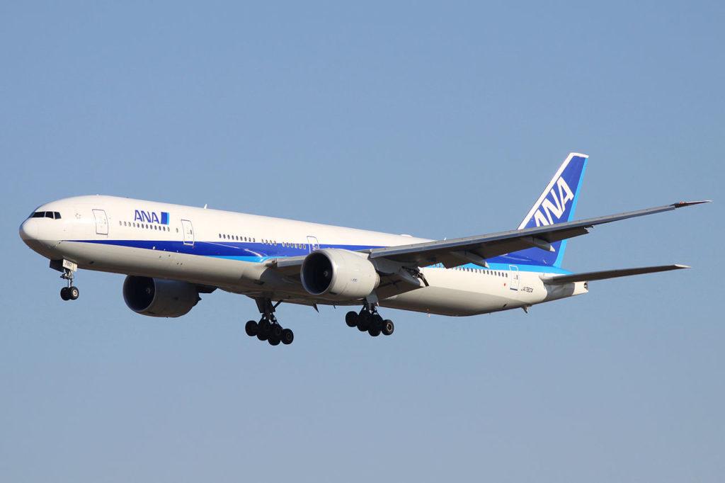 Boeing 777-300ER - All Nippon Airways