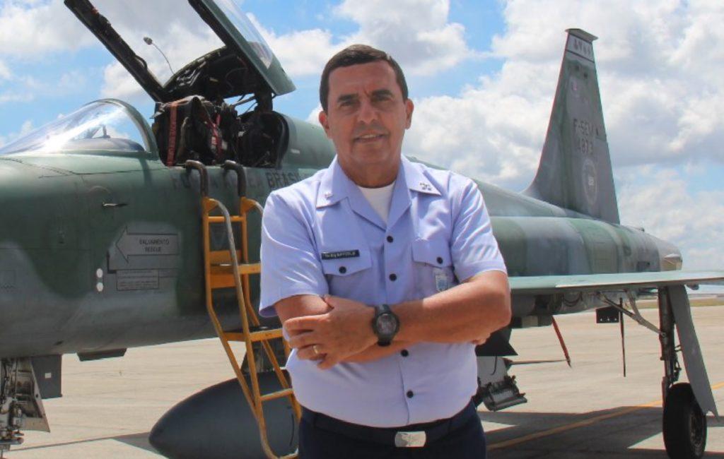 Comandante da Aeronáutica Carlos de Almeida Baptista Júnior