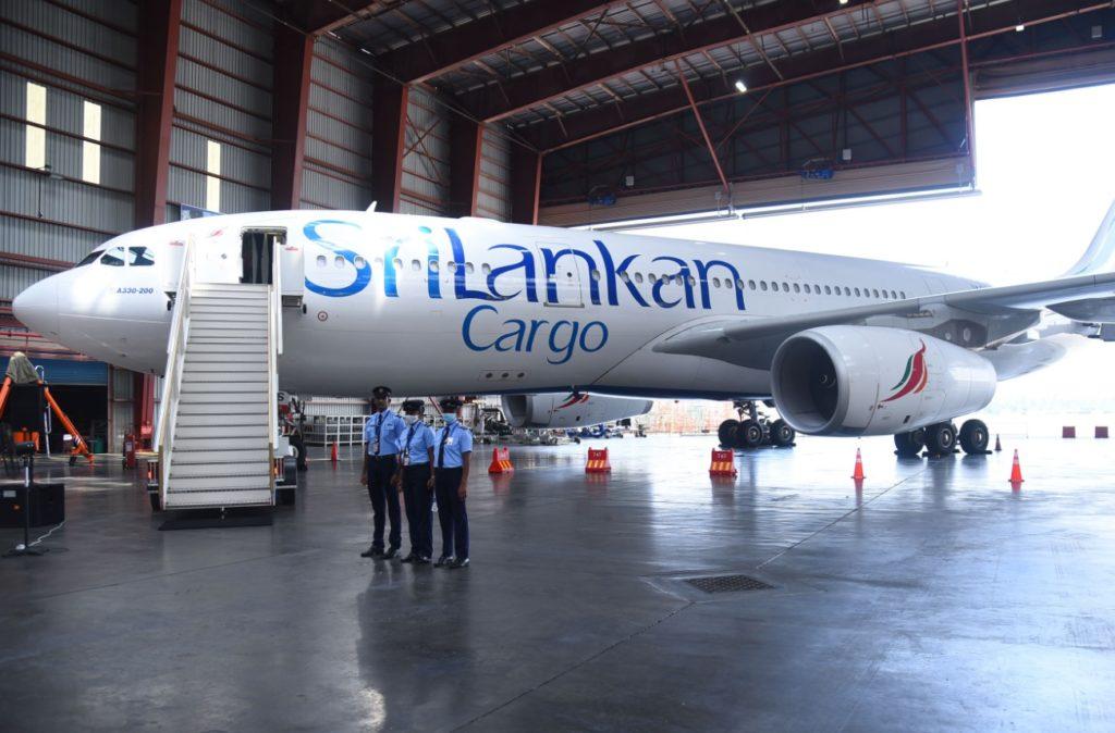 Avião Airbus A330-200 SriLankan Airlines Cargo
