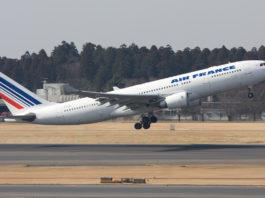 Avião Airbus A330-200 Air France
