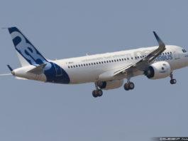 Avião Airbus A320neo F-WNEO