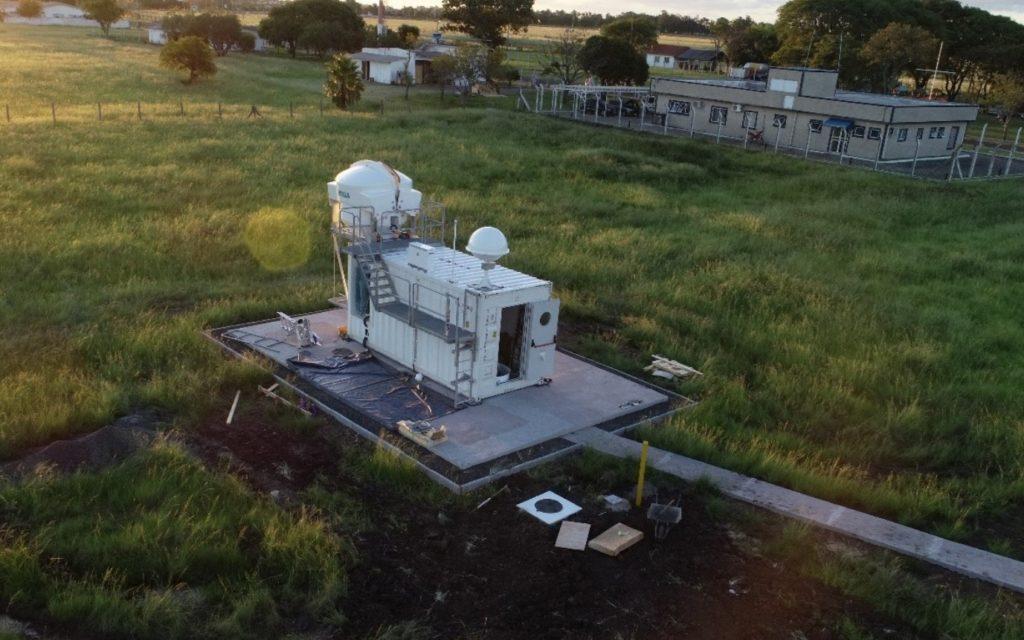 CISCEA Estação Meteorológica de Altitude