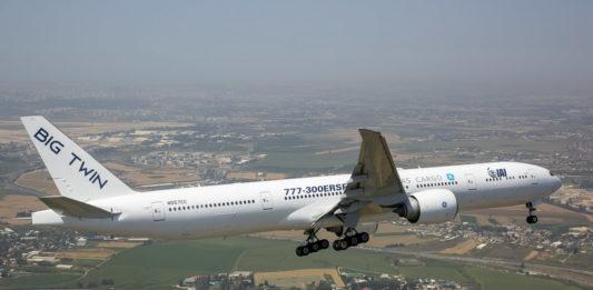 IAI Israel GECAS GE Boeing 777-300ERSF Big Twin