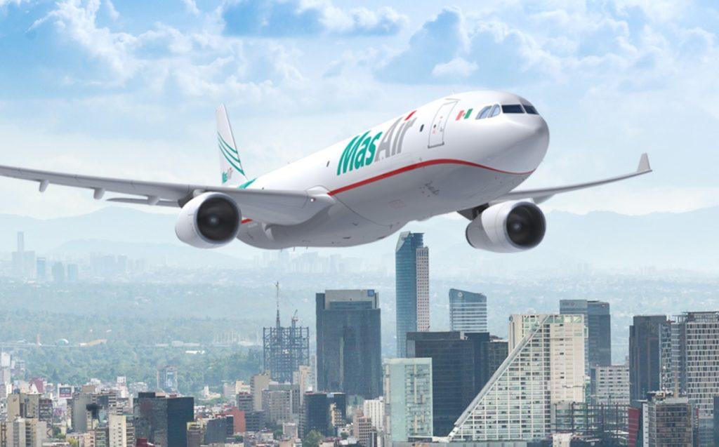 Avião Airbus A330-300 P2F Convertido MasAir