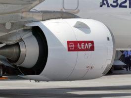 Motor Avião CFM LEAP