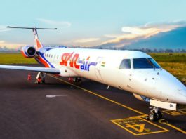 Avião Embraer ERJ-145 Star Air