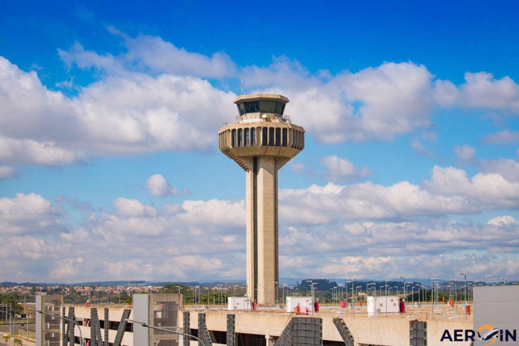 Torre de Controle Aeroporto Internacional de Viracopos