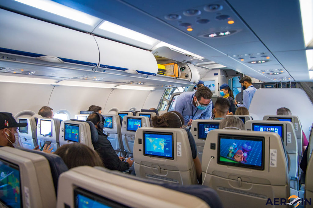 Airbus A320neo - PR-YRZ - Azul Linhas Aéreas