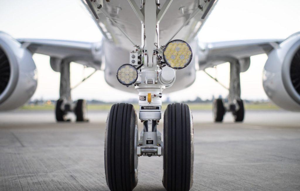 Avião Embraer E195-E2 Helvetic Airways